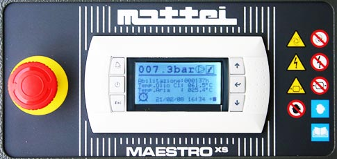 Mattei MAESTRO XS System Controller